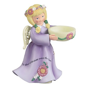 Ella Bella Kindness Angel with Tealight