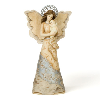 Elements Angel - A Mother's Love Statue
