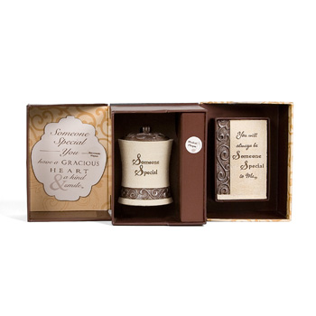 Comfort to Go Someone Special Gift Set by Pavilion Gift