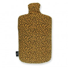 Hotties Wild Thing Warming Hot Water Bottle (Grain Filled)
