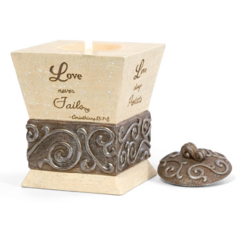 Comfort to Go Love Always Candle by Pavilion Gift