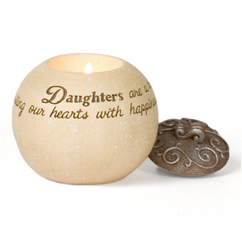 Comfort to Go Daughters Candle by Pavilion Gift