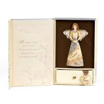 Elements Angels Sister Gift Set by Pavilion