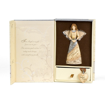 Elements Angels Special Friend Gift Set by Pavilion