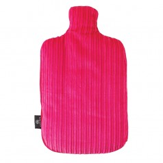 Hotties Pink Warming Hot Water Bottle (Grain Filled)