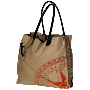 Authentic Models North & South Tote Bag