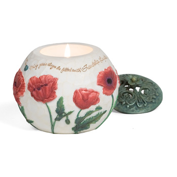 Comfort In Bloom Friendship Candle by Pavilion Gift