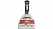 """Hyde 02750  Black & Silver 5"""" Flexible Professional Joint Knife"""