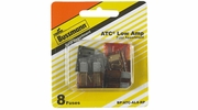 Bussmann BP/ATC-AL8-RP  ATC Automotive Blade Fast-Acting Fuse 8 Fuse Low Amp Assortment