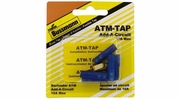Bussmann BP/ATM-TAP-RP  Add-A-Circuit Adapter Tap for ATM Mini Blade Fuses - 5 per Package (10Amp Max)