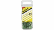 Bussmann VP/ATM-30-RP  Green ATM 30 Amp Fast-Acting Automotive Mini Blade Fuses - 25 per Box
