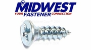 Midwest Phillips Flat Head Wood Screws Zinc Plated