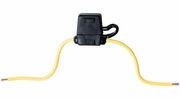 Bussmann BP/HHG-RP  In-Line ATC Blade Fuse Holder with Cover (30 Amp Max)