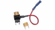 Bussmann BP/HHH-RP  Add-a-line ATM Blade Mini Fuse Adapter Makes 1 Circuit into 2 (10 Amp Max)