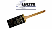 Linzer Golden Ox Very Fine Chinese Bristle Angled Sash Paint Brushes