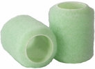 """Linzer RT302  3"""" Trim Roller Cover with 3/8"""" Nap - 2 per Package"""