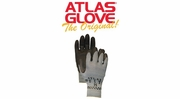 Atlas Glove 300BK Black Atlas Fit Super Grip Gloves