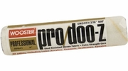 """Wooster RR641-9  Pro/Doo-Z 9"""" Shed Resistant Professional Roller Cover with 3/16"""" Nap"""