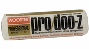 """Wooster RR643-9  Pro/Doo-Z 9"""" Shed Resistant Professional Roller Cover with 1/2"""" Nap"""