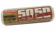 """Wooster R295-9  50/50 Lambswool/Polyester Professional 9"""" Roller Cover with 1/2"""" Nap"""