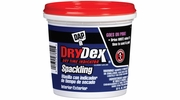 Dap 12330  DryDex Spackling Compound with Dry-Time Indicator - White Quart