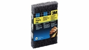 "3M 10112NA  3-3/4"" x 6"" Heavy Duty Stripping Pads for Curved Surfaces - 2 Pads per Package"