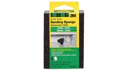 "3M 909NA  3-3/4"" x 2-5/8"" Small Area Sanding Sponge Medium/Coarse Grit 1"" Thick"