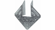 Simpson Strong Tie H1Z  Hurricane Tie Z-Max Finish