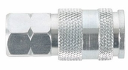 "Legacy A77410-X  Universal 1/4"" Body x 1/4"" Female NPT Quick-Disconnect Coupler (C60)"