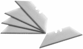 Performance Tool W744  Utility Knife Replacement Blades 5 per Package