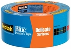 """3M 2080-2A  2"""" x 60-yd Scotch-Blue Safe-Release Painters Tape for Delicate Surfaces"""