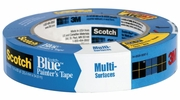 """3M 2090-1A  1"""" x 60-yd Scotch-Blue Safe-Release Painters Tape for Multi-Surfaces"""