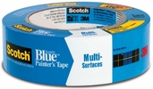 """3M 2090-1.5A  1-1/2"""" x 60-yd Scotch-Blue Safe-Release Painters Tape for Multi-Surfaces"""