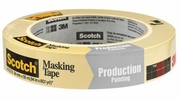 """3M 2020-24A  1"""" x 60-yd Scotch General Purpose and Production Painting Masking Tape"""