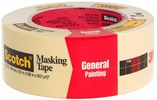 """3M 2050-48A  2"""" x 60-yd Scotch Masking Tape for General Painting"""