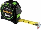 """Komelon 7116  16' x 1"""" Monster MagGrip Rubberized Case, Magnetic Tip Tape Measure"""