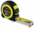 """Komelon 7325  25' x 1"""" Neo MagGrip Rubberized Grip, Magnetic Tip Tape Measure"""