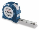 """Komelon SS116  16' x 1"""" Stainless Steel Rubber Gripper Tape Measure Double Sided Blade"""