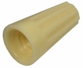 Pico 1545A  Electrical Twist On Wire Connector Ivory 18-16 AWG 1000 Per Package