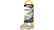 Coleman Cable 03482  2' Polar/Solar Jacketed 12/3 SEOW Tri-Source Three-Way Power Block Outdoor Extension Cord with Lighted End
