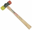 "Vaughan & Bushnell 194-10  12-oz Soft-Face Hammer with 12-1/2"" Hickory Handle (SF12)"