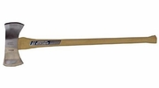 "Vaughan & Bushnell 322-01  3-1/2-lb Sub-Zero Double Bit Michigan Pattern Axe with 36"" Hickory Handle (ZDB31/2)"