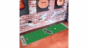 "Fan Mats 9061  MLB - Chicago White Sox 18"" x 72"" Putting Green Mat"