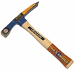 """Vaughan & Bushnell 177-14  16-oz Bricklayers Hammer w/Carbide Chisel End with 11"""" Hickory Handle (BL16TC)"""