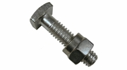 "Pico 0895PT  5/16"" x 18 x 1-1/4"" Battery Terminal Shulder Nut and Bolt 10 Sets per Package"