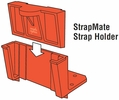 Simpson Strong Tie SM1  2 Piece StrapMate Strap Holder