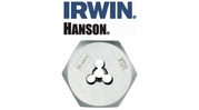 Irwin Hanson Hexagon Machine Screw, Metric and Fractional Dies