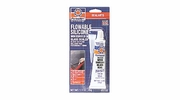 Permatex 81730  Flowable Silicone Windshield and Glass Sealer - 1.5 oz Tube (65A)
