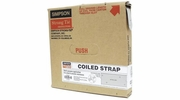 "Simpson Strong Tie CS20-R  20-gauge Coiled Strap 1-1/4"" x 25'"