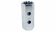 """Simpson Strong Tie CNW3/4  3/4"""" Coupler Nut w/Indicator 20 per Box"""